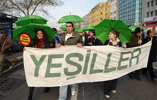İki Cihan Âresinde Türkiye Yeşilleri – Barış Gençer Baykan