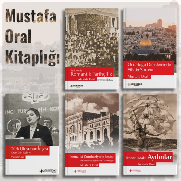Mustafa Oral Kitaplığı Ürün Detay