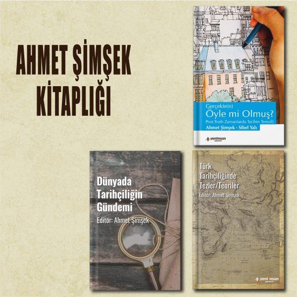 ahmet şimşek kitaplığı